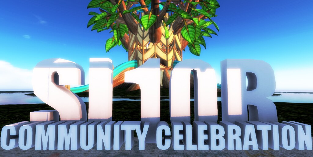 Welcome to SL10B Community Celebration