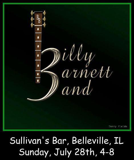 Billy Barnett 7-28-13