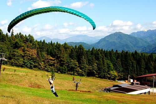 Paragliding 124r