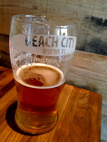 Beach City Brewery Hang Five IPA