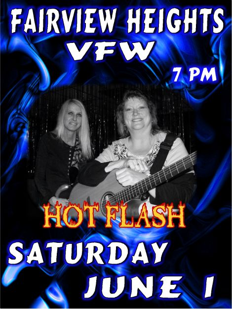 Hot Flash 6-1-13