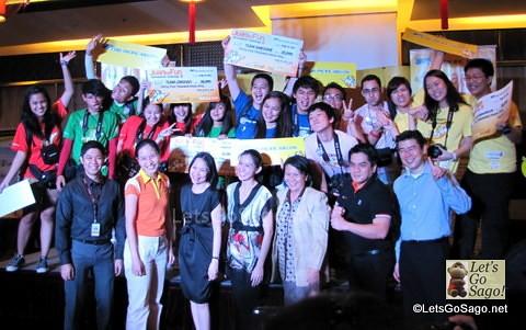 Cebu Pacific Air Juan for Fun Backpacker Challenge 2013