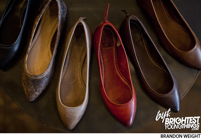 The Frye Company Georgetown