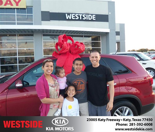 Happy Birthday to Felipe Ortega from Rubel Chowdhury  and everyone at Westside Kia! #BDay by Westside KIA