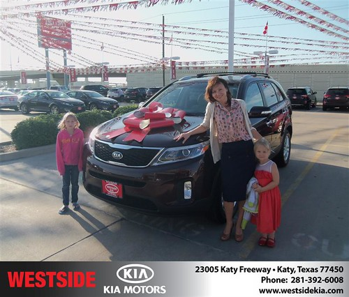 Happy Birthday to Irina Platunova from Gilbert  Guzman  and everyone at Westside Kia! #BDay by Westside KIA