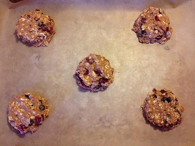 Sweet Potato Cookies (vegan)