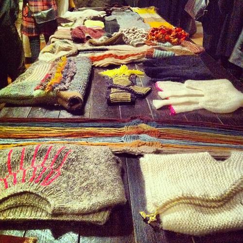 #knittothemusic #knitting @raggaknits @westknits congrats!
