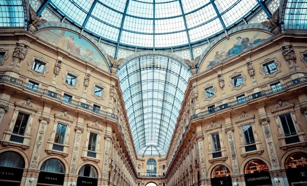 Europe Trip in Milan