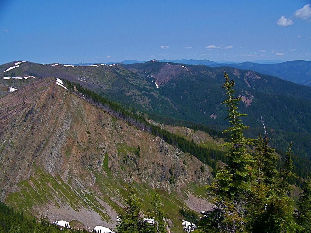 Cherry Peak Roadless Area