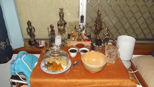 Autumn Equinox shrine