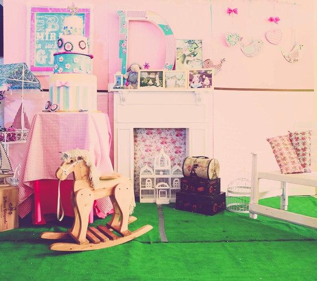 Daniella's Pottery Barn Inspired Sweet Shoppe Party