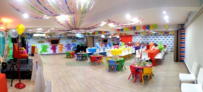 kiddie party venue playland fisher mall quezon city