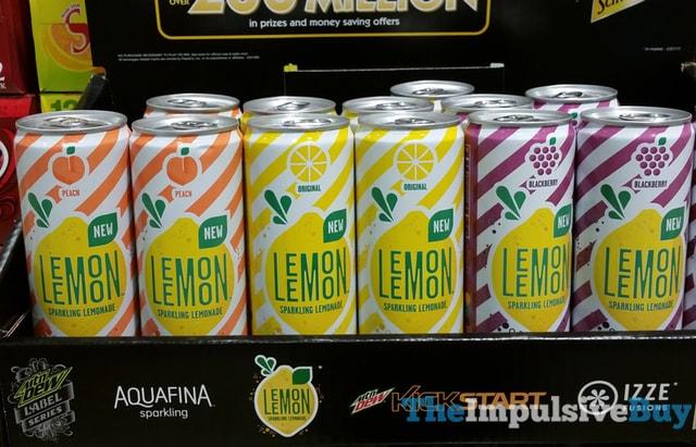 Lemon Lemon Sparking Lemonade