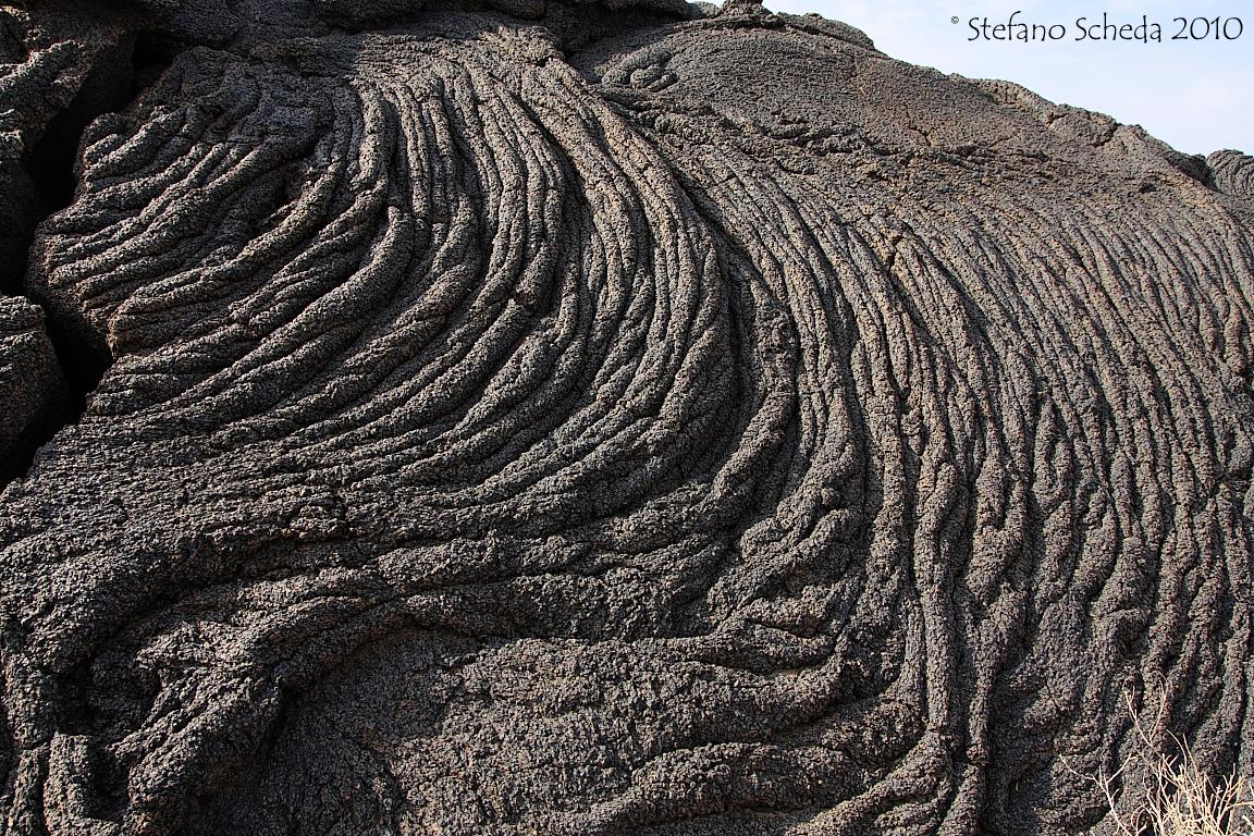 Petrified lava - Danakil, Ethiopia