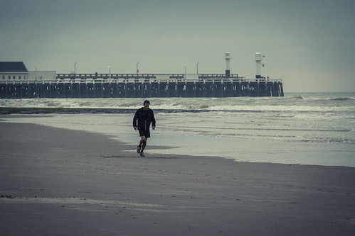 Born To Run (Blankenberge, Belgium) - Photo : Gilderic