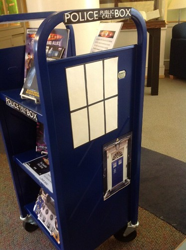 PeskyLibrary DrWho Side