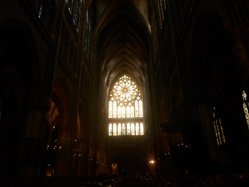 West End, Metz Cathedral