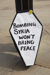 09 bombing wont bring peace
