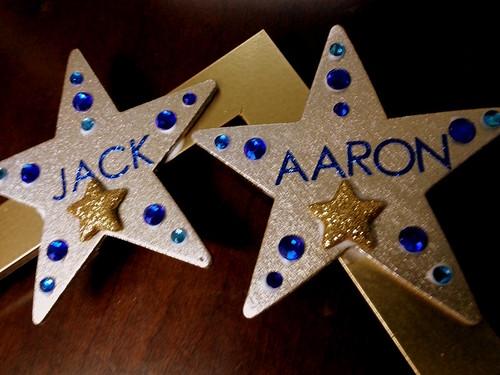 61/365 - Jack and Aaron's Stars