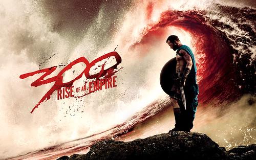 Estrenos del 2014 – Primer trimestre -300, El origen de un imperio