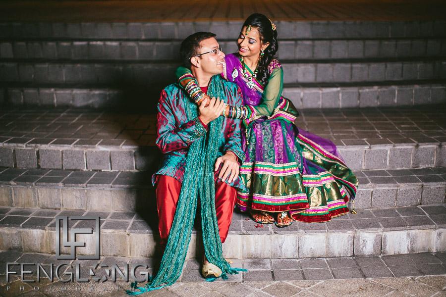 Garba Night | Atlanta Hindu Indian Wedding Photographer