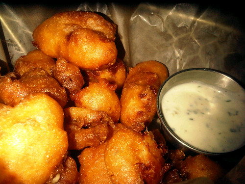 fried curds