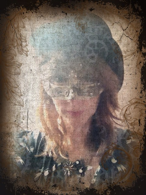 Steampunk Selfie