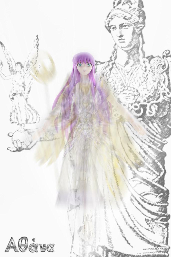 聖衣神話雅典娜