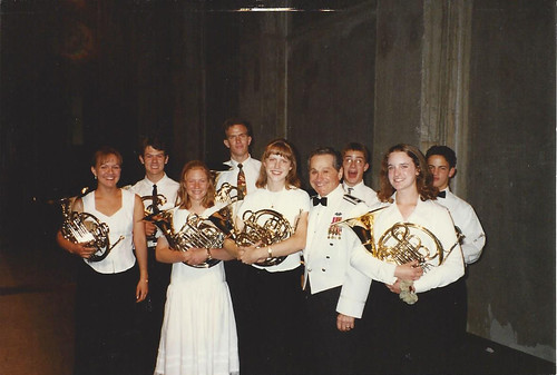 Midwestern Music Camp Horns - 1997