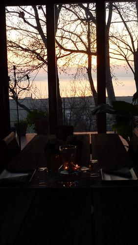 Dinner 17th Feb 2014