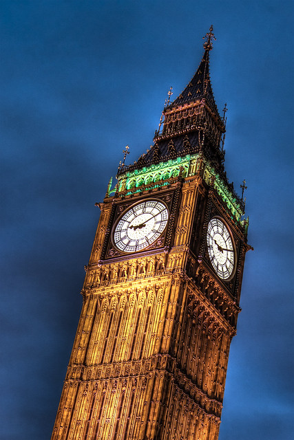 Elizabeth Tower - HDR 'Creative' Preset