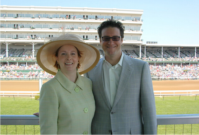 Brad - Amy - Kentucky Derby