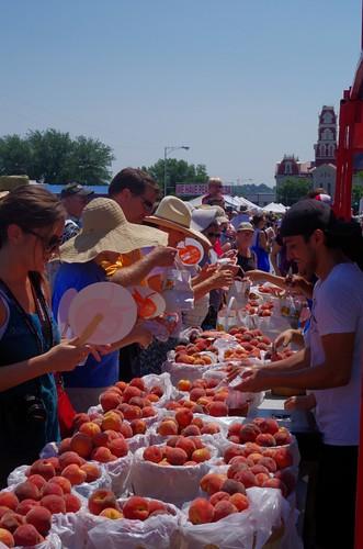 Parker Co. Peach Festival