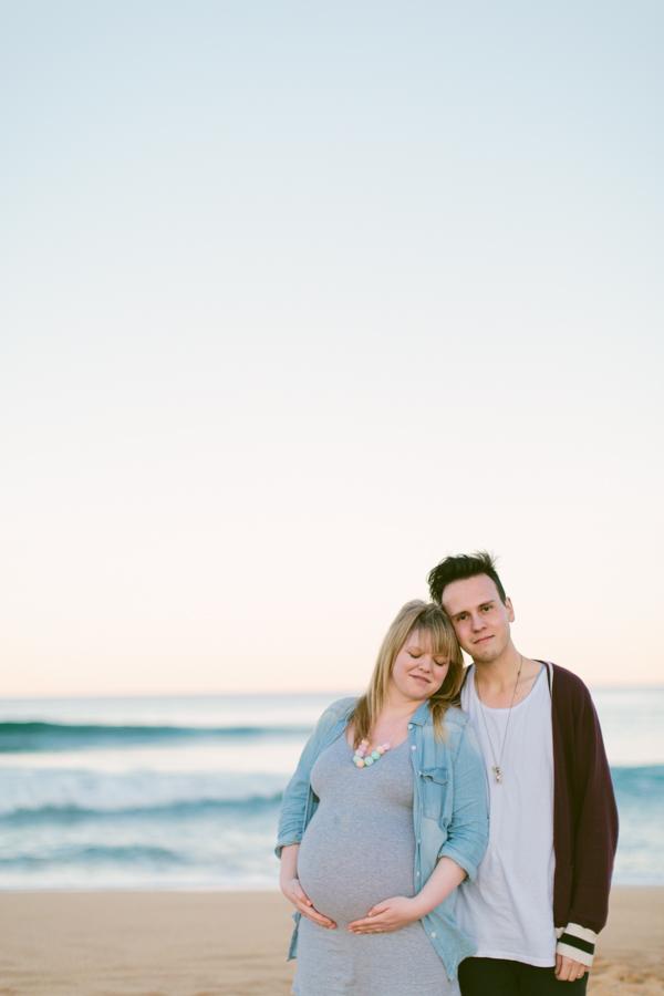 Amber and Bradley