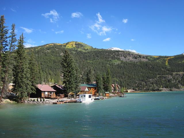 Condoes On Lake San Cristobal, Colorado
