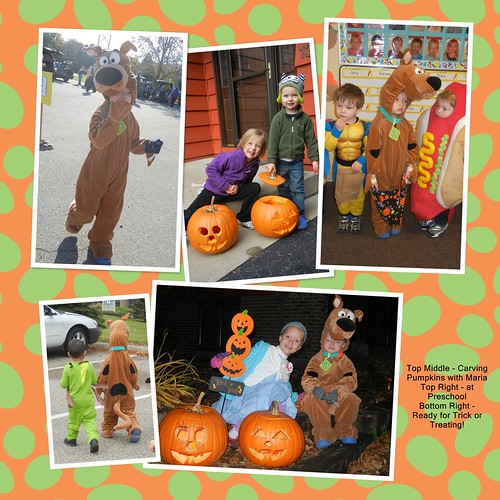 Charlie's Halloween 2013