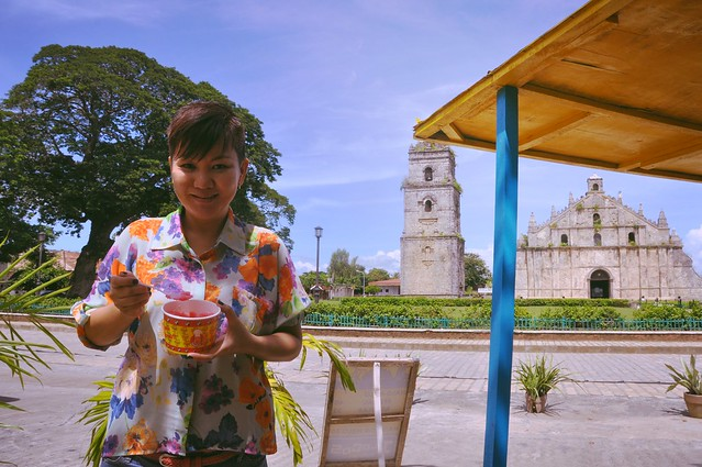 Snow Cone Under The Ilocos Sun