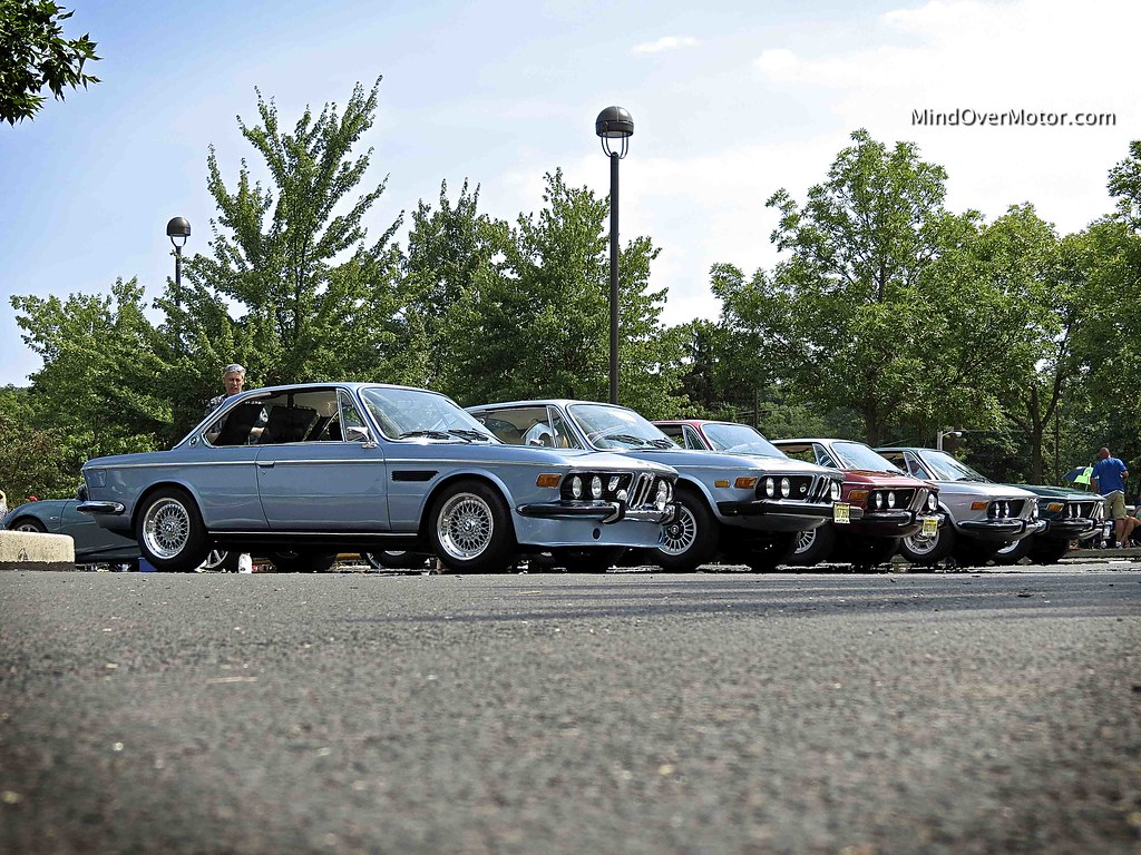BMW E9s, 3.0 CSI and others