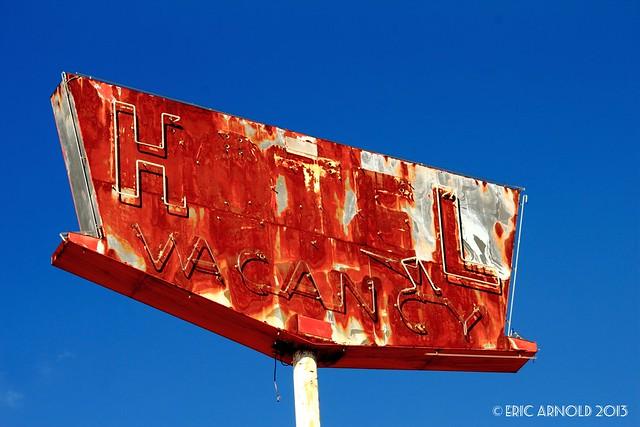 Rusty Hotel - Version 2