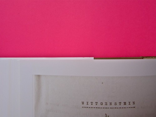 Michael Nedo (a cura di), Una biografia per immagini. Carocci 2013. Progetto grafico di Shoko Mugikura e Michael Nedo. Falcinelli & co. per l'ed. it. Pag. 318 (part.) 1