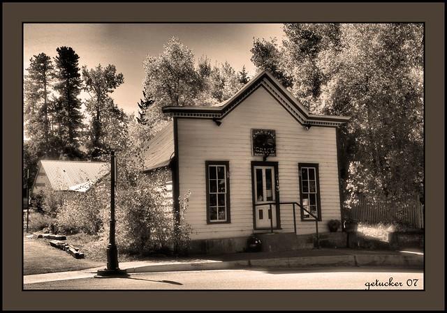 Breckenridge CO  Church