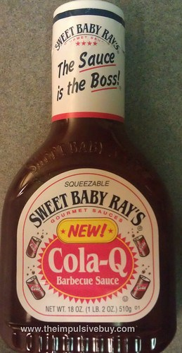 Sweet Baby Ray's Cola-Q Barbecue Sauce
