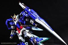 Metal Build 00 Gundam 7 Sword and MB 0 Raiser Review Unboxing (46)