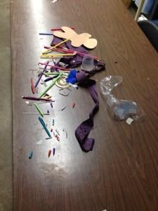 Garbage after MakerLab