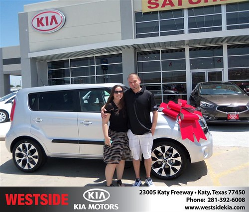 Happy Birthday to Amy Liles from Murphy Fabian and everyone at Westside Kia! #BDay by Westside KIA