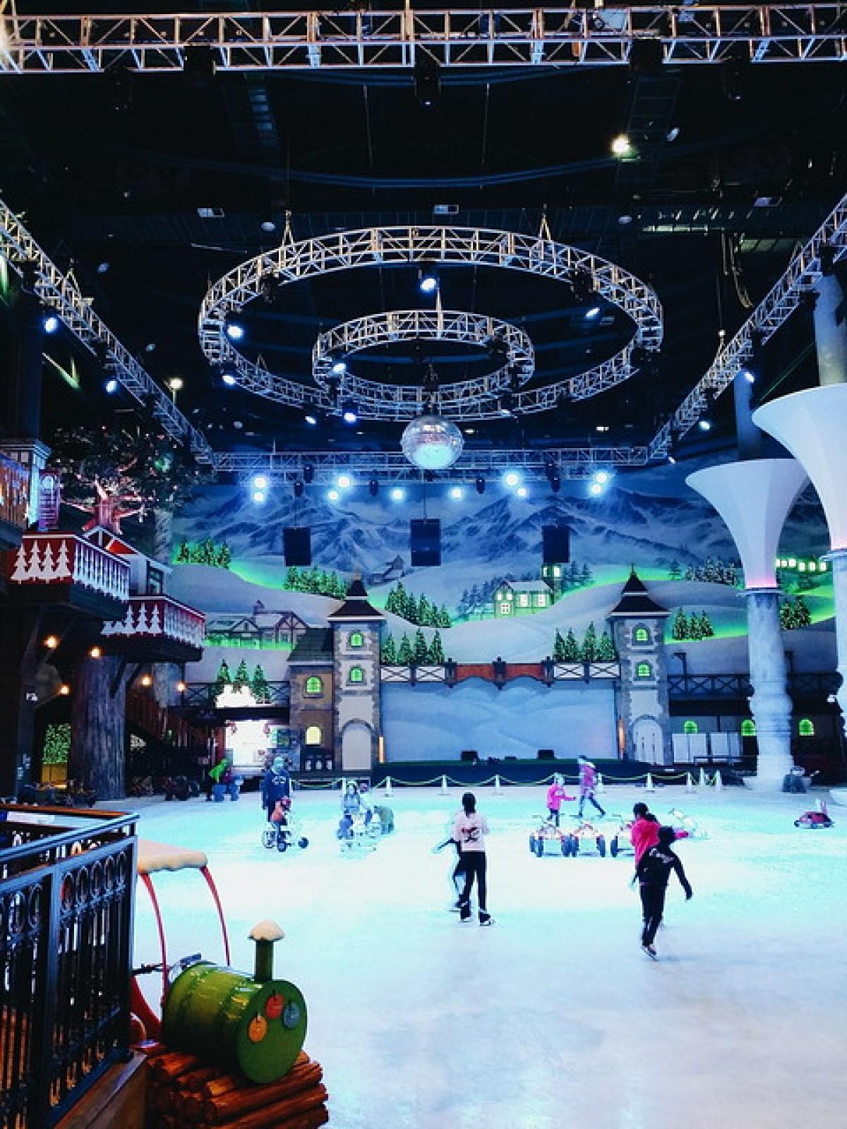 Snow park korea