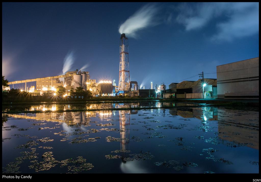 2013 07 01 22 10 工業區的靜謐與寂寞