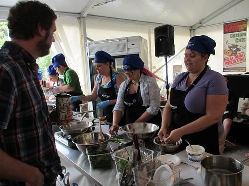 Taste of Edmonton 2013