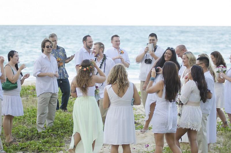 The Holts - Grand Beach Camping Wedding Bonanza 113