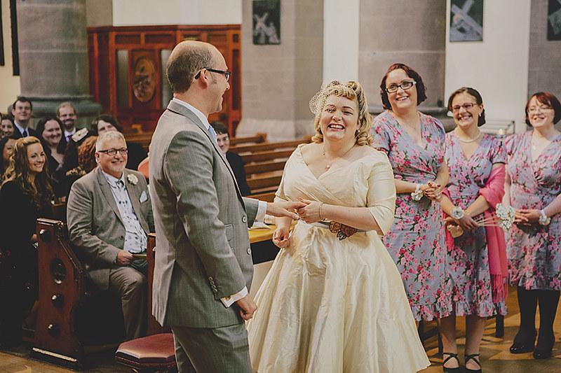Rachel & Kieran's wedding